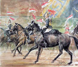 The British Military Horse Trilogy